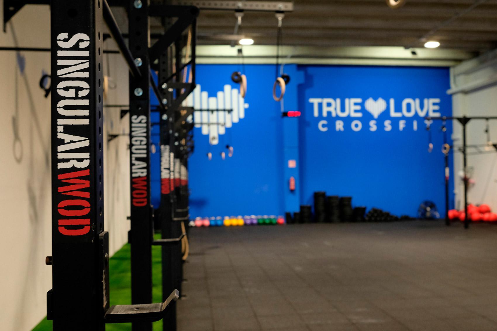 Truelove Crossfit box en Mallorca